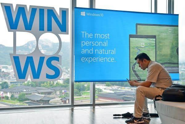 Microsoft veut convaincre avec Windows 10