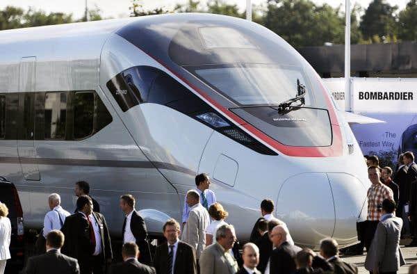Bombardier nie une fusion de ses activités ferroviaires avec Siemens