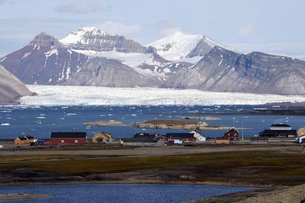 Ny-Ålesund, observatoire du réchauffement de l'Arctique