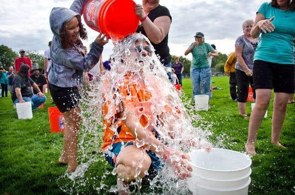 À quoi a vraiment servi le «Ice Bucket Challenge»?