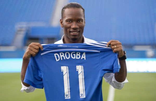 Drogba: «Je viens ici pour gagner»