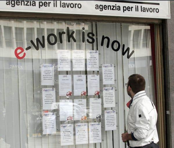 L'inflation et le chômage pressent la BCE à agir