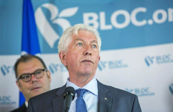 La vague orange ne reviendra pas, croit Duceppe