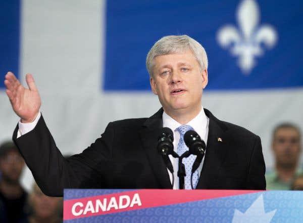 Stephen Harper vante encore son bilan économique