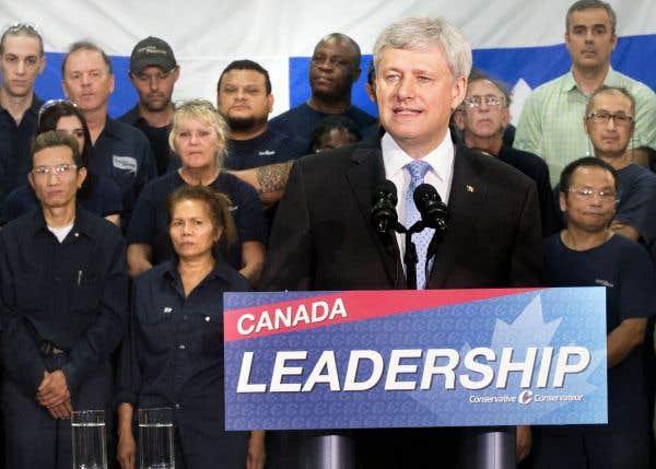 Trudeau invite Calgary à chasser Harper