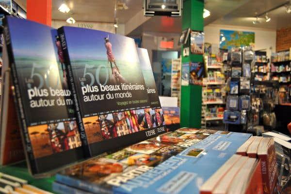 La librairie qui fait voyager