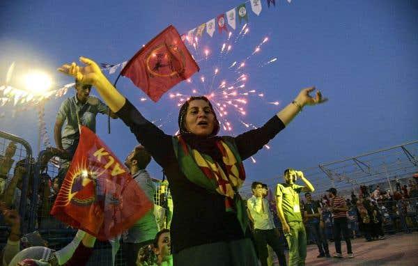 La quête kurde de l'autonomie territoriale