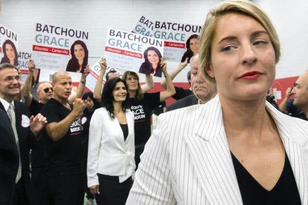 Ahuntsic: une adversaire de Mélanie Joly soupçonne des irrégularités