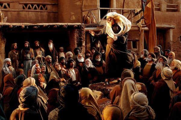 Entre Mahomet et tout ce qu'on voudra