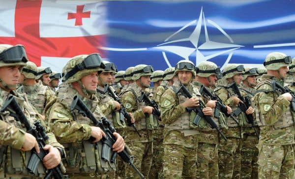 L'OTANs'implante en Géorgie
