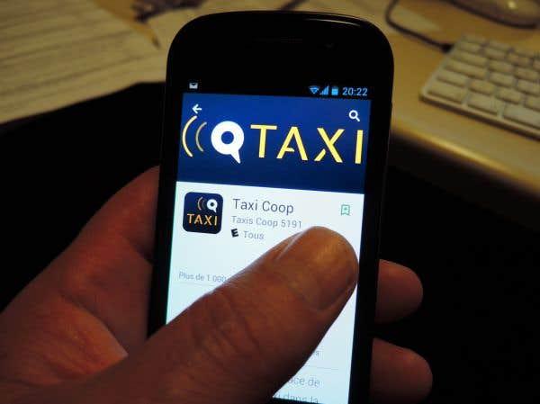 L'application mobile censée concurrencer Uber est encore peu utilisée à Québec