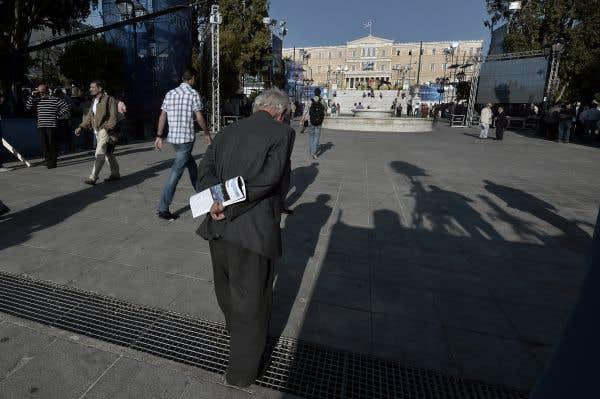 La croissance grecque en hausse