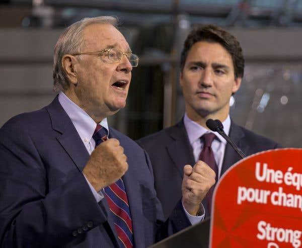 Mulcair et Trudeau croisent le fer