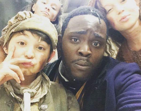 Décès de Kyle Jean-Baptiste, premier Noir à avoir joué Jean Valjean dans «Les misérables»