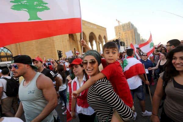 Réveil citoyen libanais