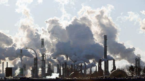La pollution atmosphérique liée aux pires crises cardiaques
