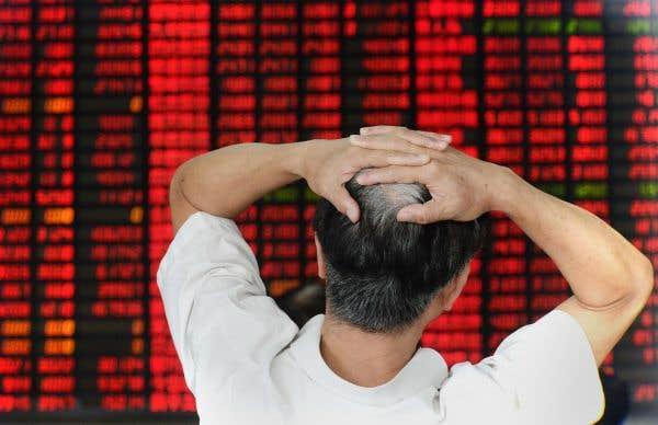 Un journaliste chinois «avoue» avoir provoqué le chaos des Bourses