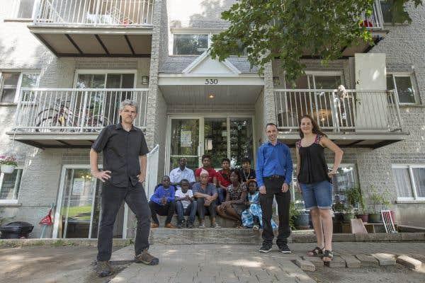 L'accueil des réfugiés s'améliore à Québec