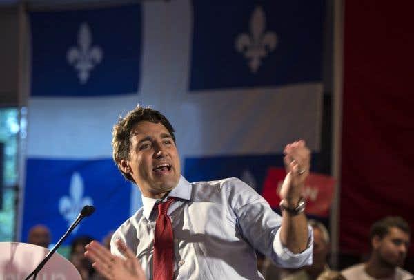 Au tour de Trudeau de courtiser Québec