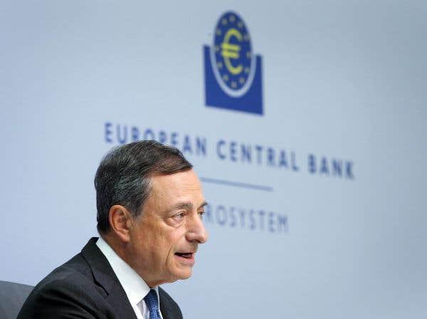 La BCE soutiendra l'économie coûte que coûte