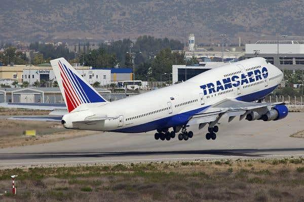 Aeroflot confirme l'achat de Transaero