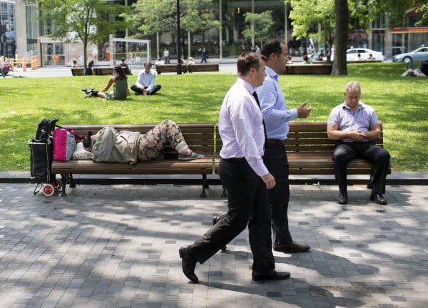 Le taux de chômage grimpe à 7% en août