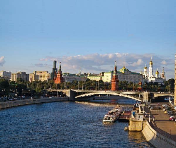 La fascinante métamorphose de Moscou