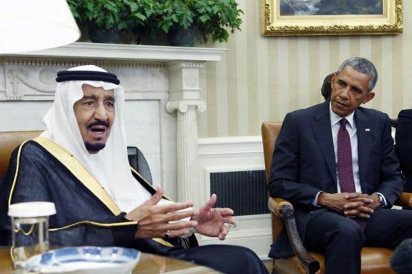 Échange courtois entre Obama et le roi d'Arabie saoudite