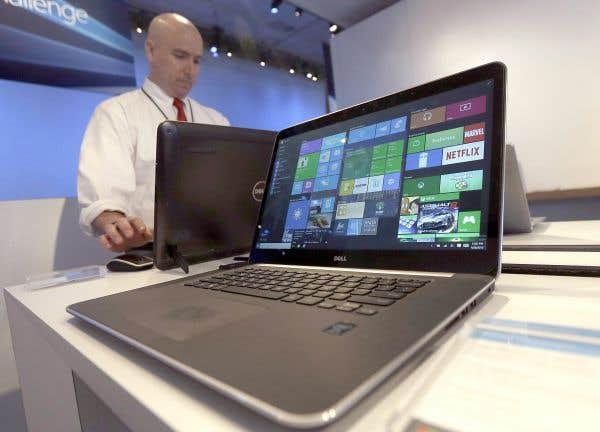 Microsoft compte sur Windows 10 pour se relancer