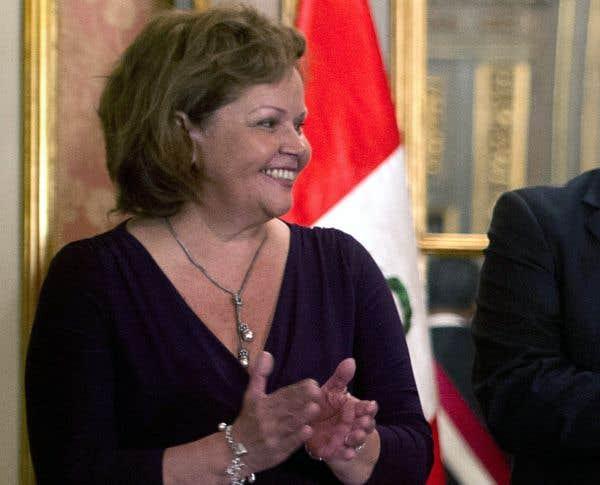 Le Pérou retire un gisement au Canada