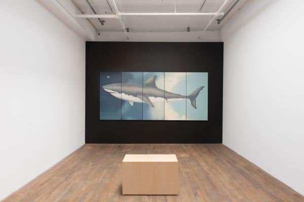 Dans sa peinture, Anne Ashton décrypte depuis plus de vingt ans la faune et la flore dans toute leur splendeur.