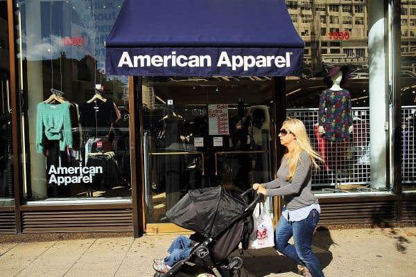 American Apparel mise sur ses créanciers pour tenter sa chance une dernière fois