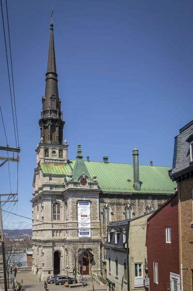 Un candidat libéral veut sauver l'église Saint-Jean-Baptiste