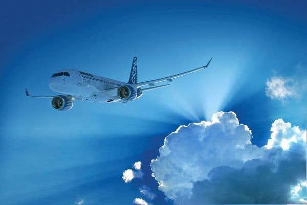 L'action de Bombardier prend de l'altitude