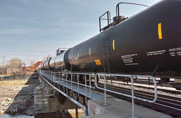 Mise en garde contre les grands convois pétroliers