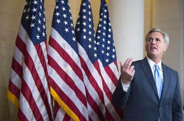 Les divisions sèment le chaos chez les républicains