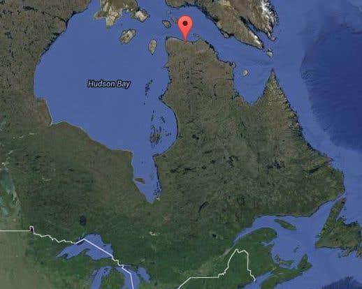Déversement de 3000 litres de pétrole à Salluit dans le Nord du Québec