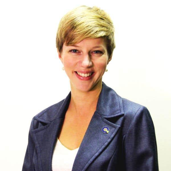 Gabrielle Lemieux représentera le Parti québécois dans Saint-Henri–Sainte-Anne