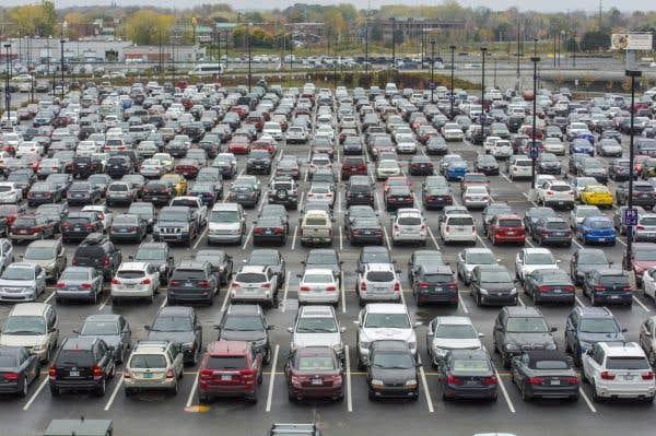 Rêver du stationnement des autres
