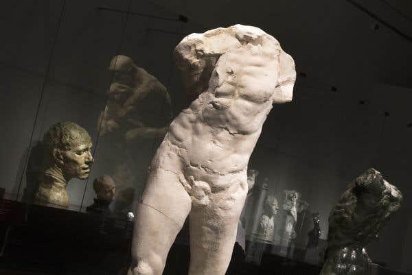Dans le secret de l'atelier de Rodin