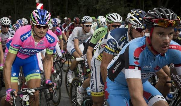 Le Grand-Prix cycliste de Montréal (septembre 2013).