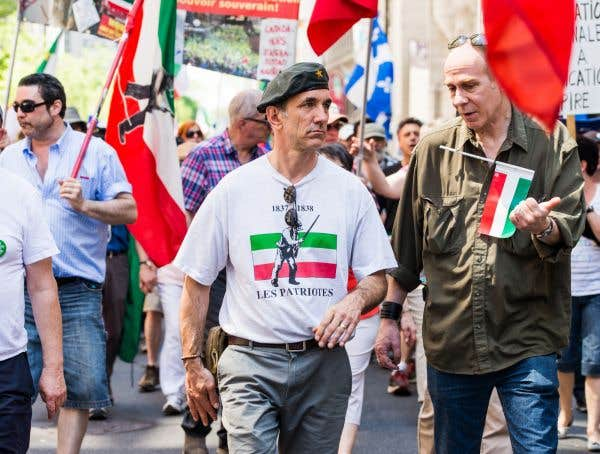 Fête des patriotes à Montréal, mai 2016