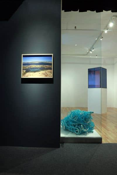 Le devoir for Galerie art minimaliste