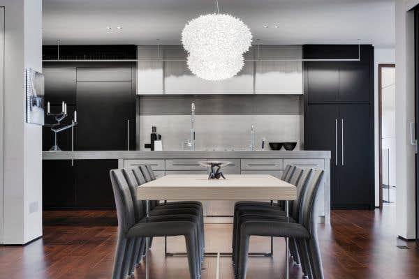 Espace de vie: la cuisine  Le Devoir