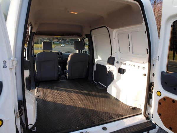 Ford Transit 2009 Quebec Upcomingcarshq Com