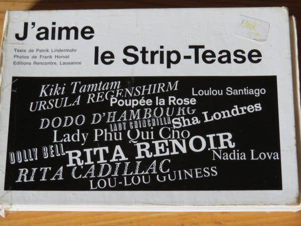 1962. Dans la même collection, Le cinéma, La corrida, Le mime et L'opéra...