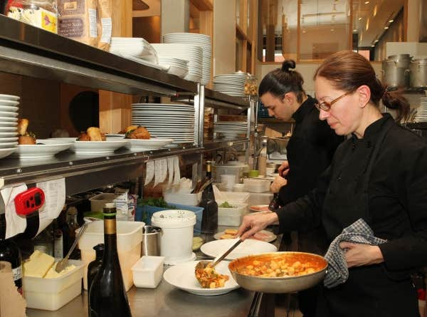 Graziella Restaurant Montreal Menu