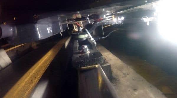 Les voitures de métro Azur retirées temporairement