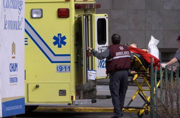 Des ambulanciers risqueraient la faillite technique | Le ...