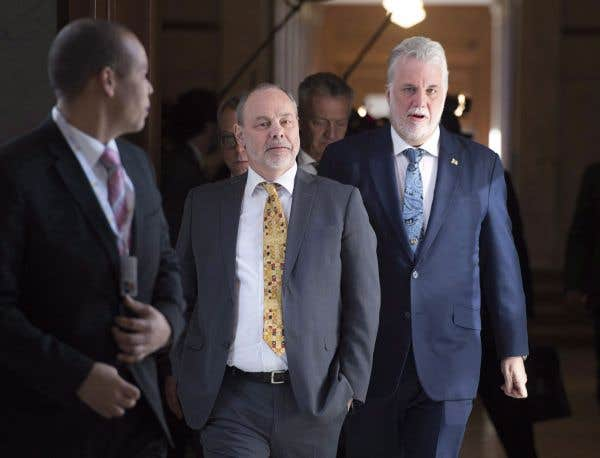 D part du chef de cabinet de couillard le devoir - Cabinet de recrutement international canada ...